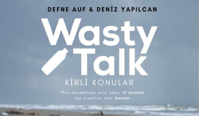 Wasty Talks Bergama Çevre Fimleri Festivalinde