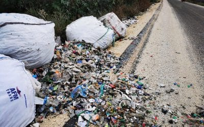 Record fines for recycling facilities polluting the environment in Adana