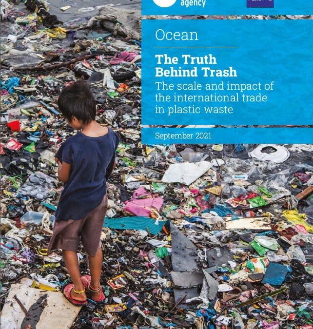 EIA study reveals a ten billion tonne plastic pollution bomb ticking away in every corner of the planet