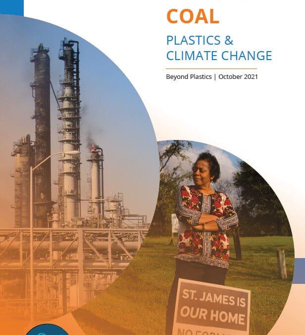 Beyond Plastics İsimli Organizasyondan Plastik Endüstrisinin İklim Krizine Olan Katkısına Dair Önemli Bir Rapor Yayınlandı